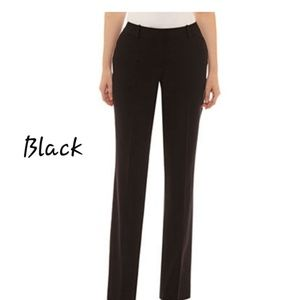Worthington Women's Black Dress Pants size 12